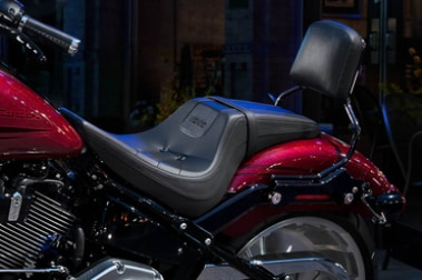 Harley Davidson Fat Boy Seat