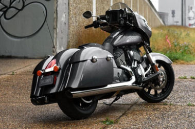 Indian Chieftain Rear Right View