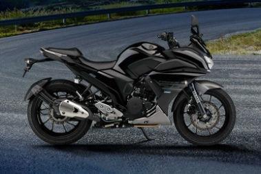 Yamaha Fazer 25 (Fazer 250) Right Side View