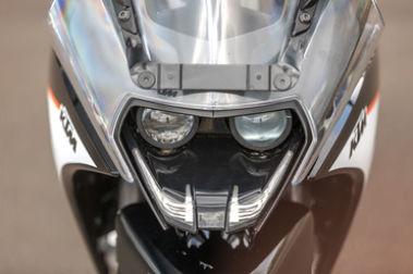 KTM RC 125 Head Light