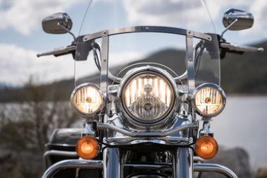 Harley Davidson Road King Head Light
