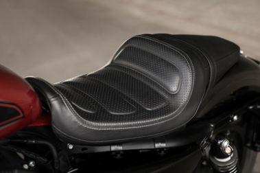 Harley Davidson Roadster Seat