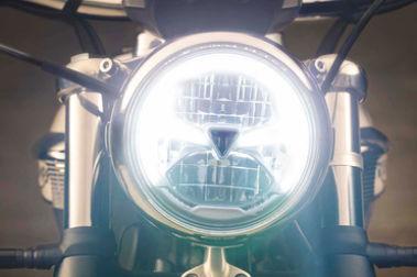 Triumph Bonneville Speedmaster Head Light