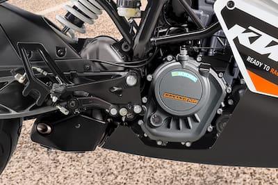 KTM RC 125 Engine