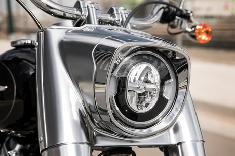 Harley Davidson Fat Boy Head Light