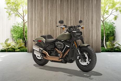 Harley Davidson Fat Bob BS6