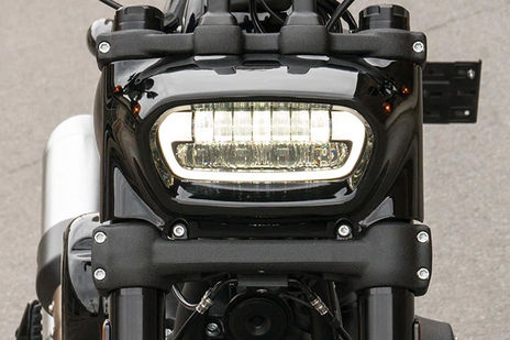 Harley Davidson Fat Bob Head Light