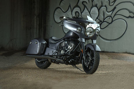 Indian Chieftain STD BS6