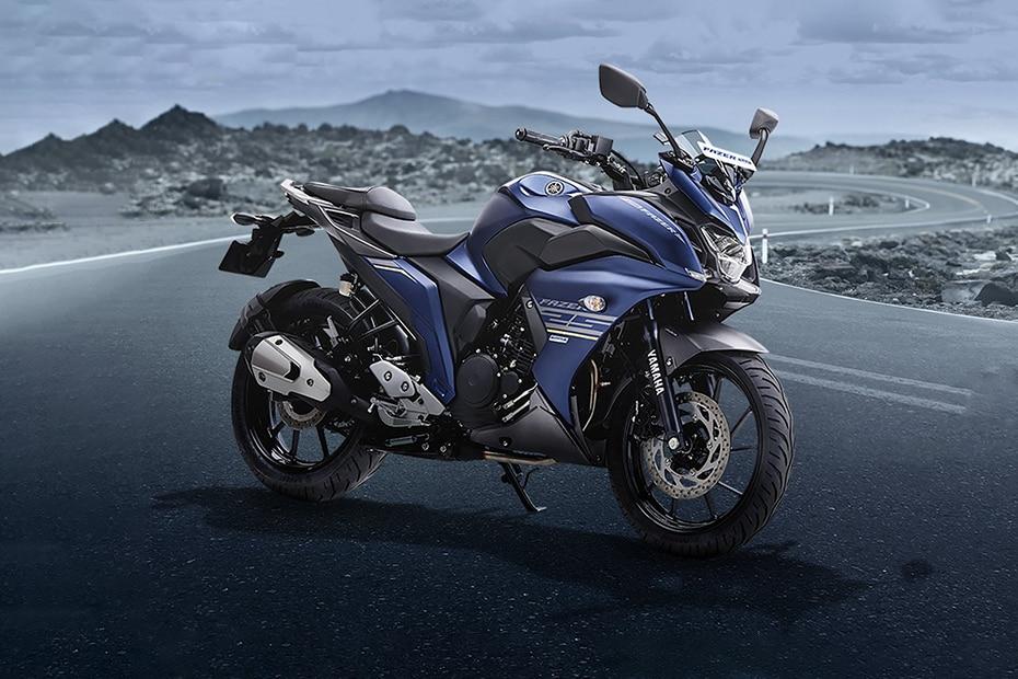 Yamaha Fazer 25 (Fazer 250) Front Right View