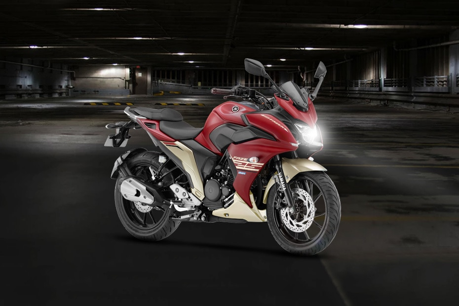 Yamaha Fazer 25 ABS