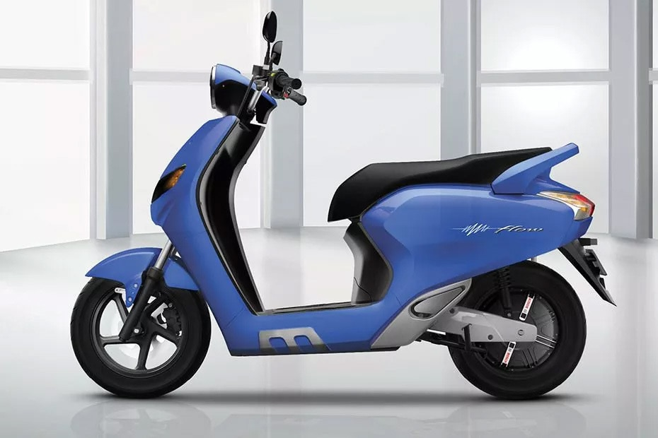 22Kymco Flow Left Side View