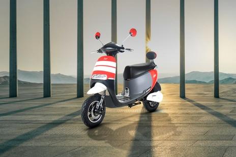 Amo Mobility Feisty STD