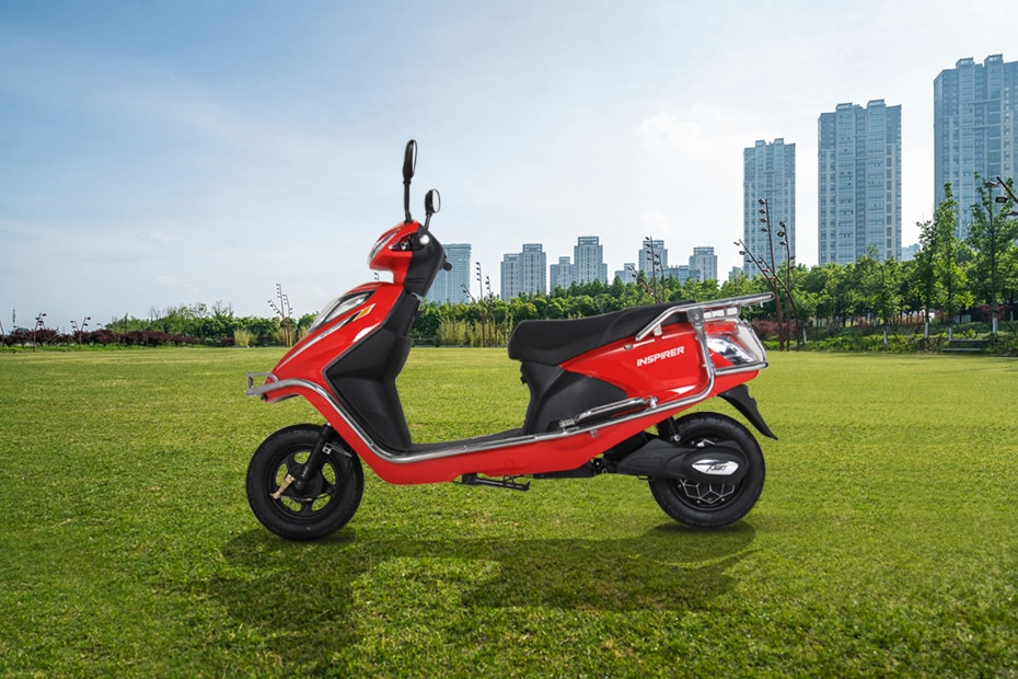 Amo Mobility Inspirer Left Side View