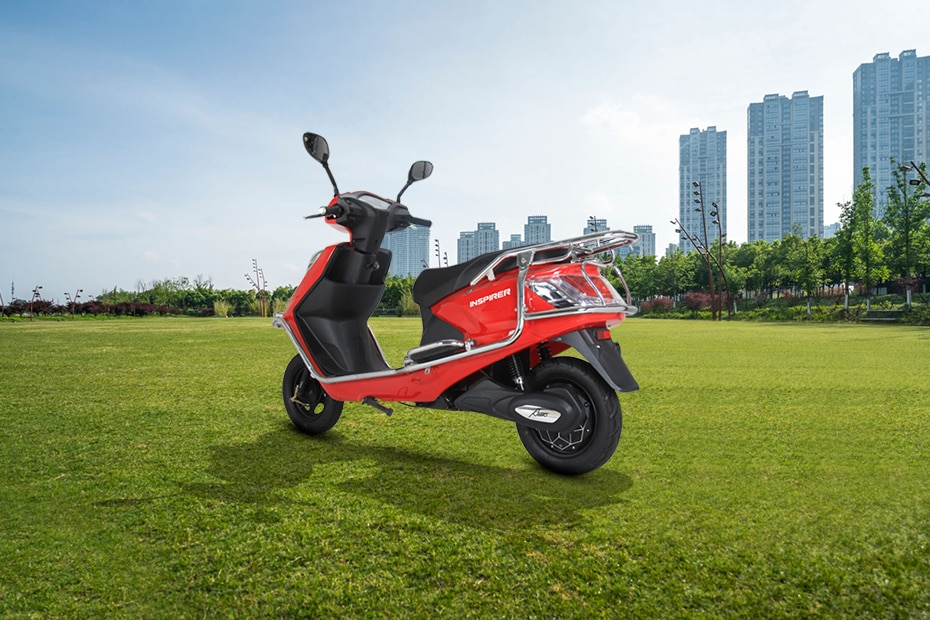 Amo Mobility Inspirer Rear Left View