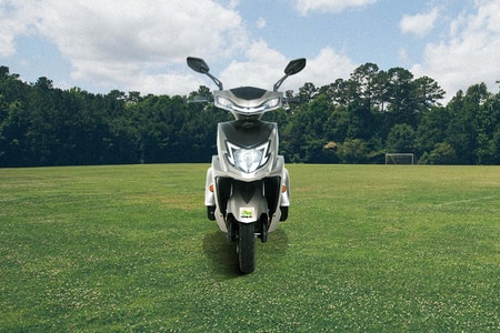 Amo Mobility Jaunty-3W Front View
