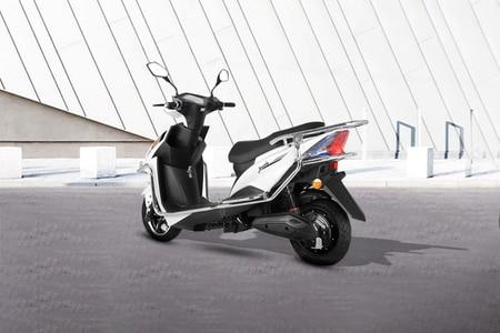 Amo Mobility Jaunty Rear Left View