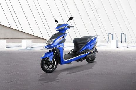 Amo Mobility Jaunty 60 V 27 Ah La