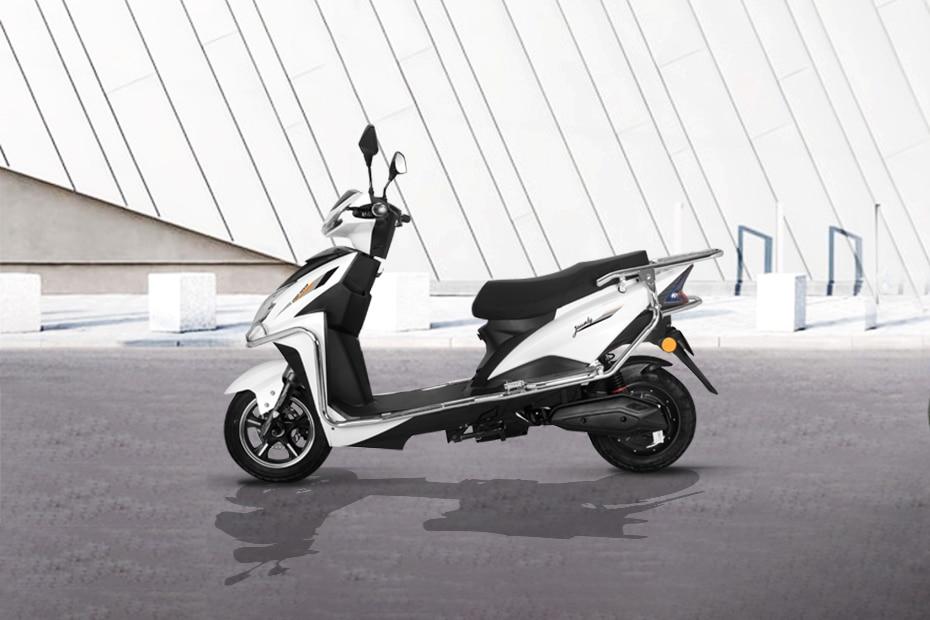 Amo Mobility Jaunty Left Side View
