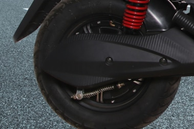 Ampere Reo Rear Tyre View