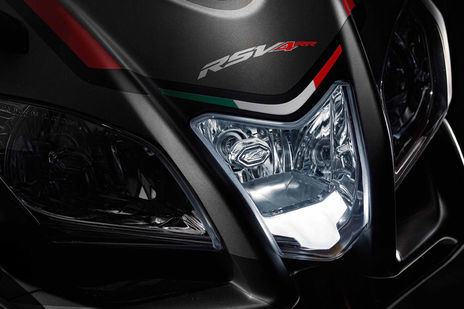 Aprilia RSV4 Head Light