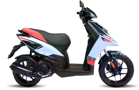 Aprilia sr 150 on road price in delhi