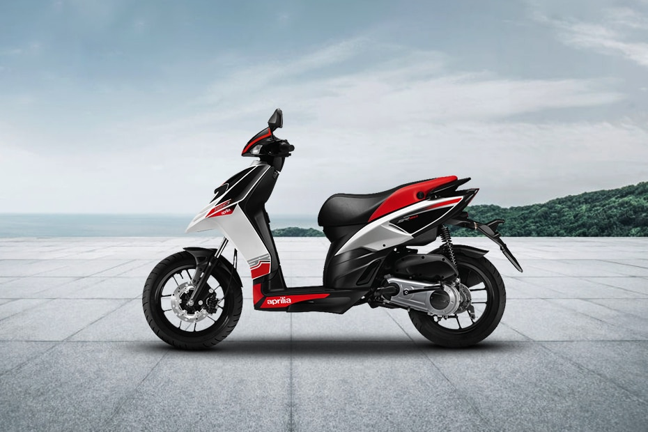 Aprilia SR 150 Left Side View