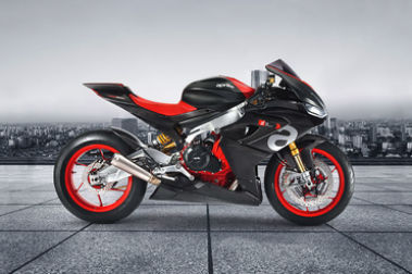Aprilia RS 660 Right Side View