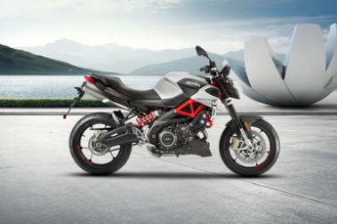 Aprilia Shiver 900 Right Side View