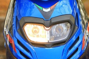 Aprilia SR 125 Head Light