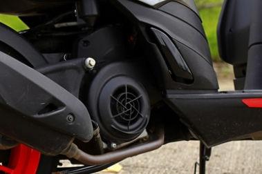 Aprilia SR 150 Race Engine