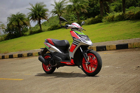 Aprilia SR 150 Race ABS
