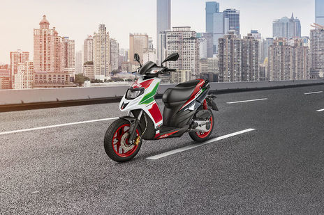 Used Aprilia SR 150 Race Scooters in Hyderabad