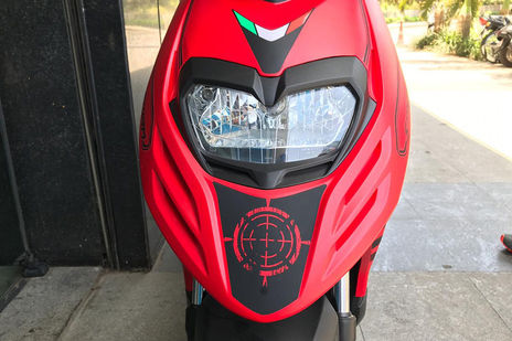 Aprilia Storm Head Light