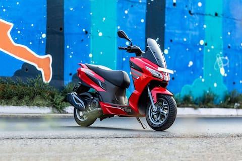 Aprilia SXR 160