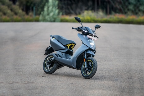 Ather 450X With Subscription-based Pricing