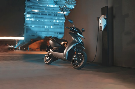 Ather 450 Plus With Upfront Pricing