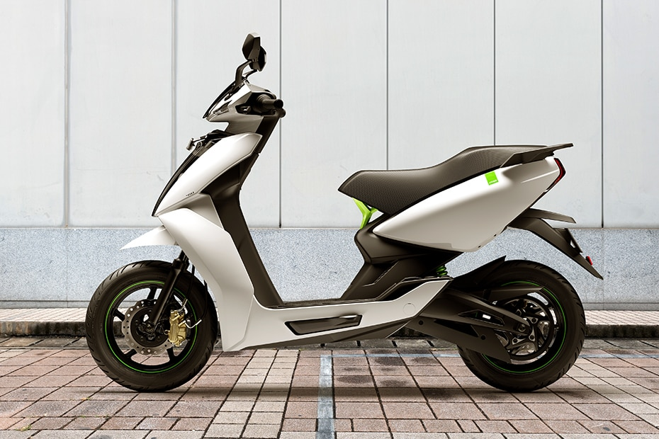 Ather 450 Left Side View