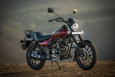 Bajaj Avenger Street 160 Front Right View