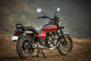 Bajaj Avenger Street 160 Rear Right View