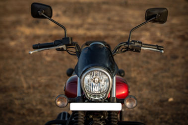 Bajaj Avenger Street 160 Head Light