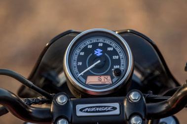 Bajaj Avenger Street 160 Speedometer