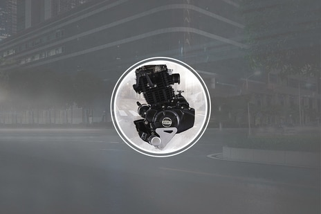 Bajaj Avenger Street 160 Engine