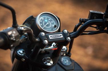Bajaj Avenger Street 180 Speedometer