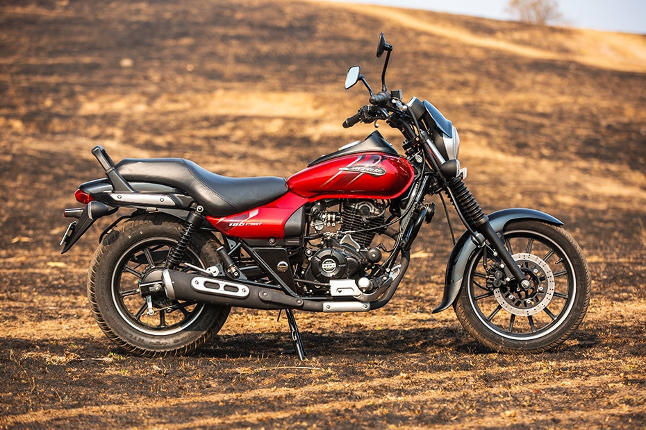 Bajaj Avenger Street 180 Right Side View