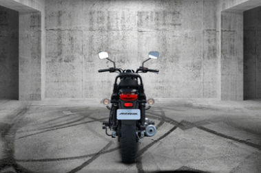 Bajaj Avenger Street 220 Rear View