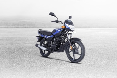 Bajaj CT 100 Front Right View
