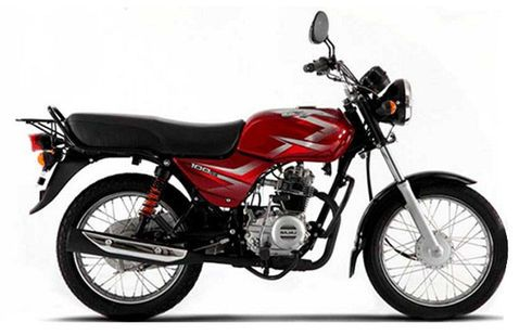 Bajaj CT 100 Pictures
