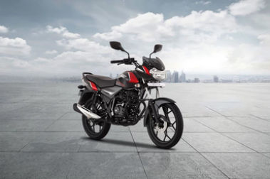Bajaj Discover 125 Front Right View