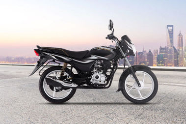 Bajaj Platina 110 Right Side View