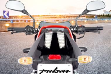 Bajaj Pulsar 150 Tail Light